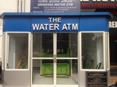 Kolkata Water ATM